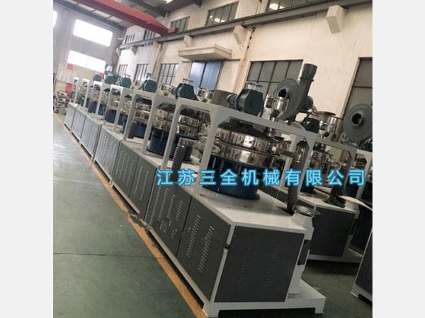 SMP-520-PVC涡轮式磨粉机