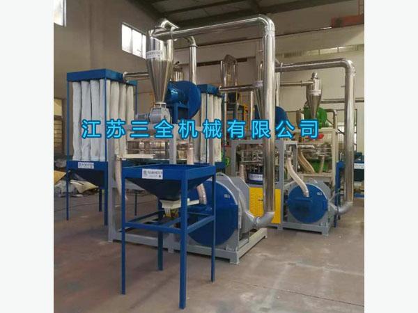 供应聚苯乙烯(PS)磨粉机