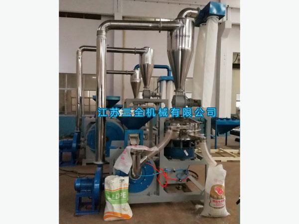 MF-400线型聚乙烯(LLDPE)磨粉机