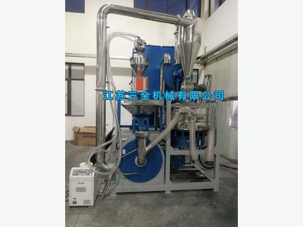 MF-500中密度聚乙烯(MDPE)磨粉机