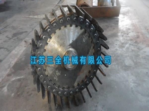 软PVC刀盘