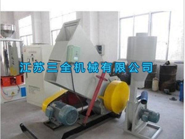 PVC管材型材破碎机