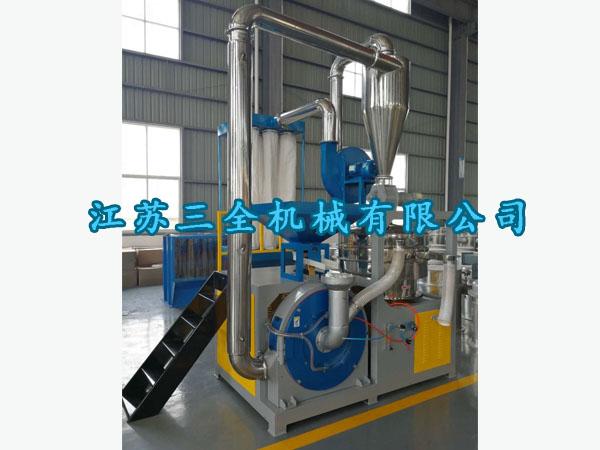 MF-500新型磨盘式磨粉机